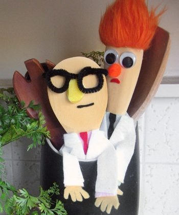 Dr. Honeydew and Beaker Spoons
