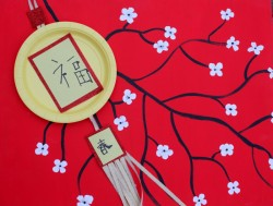 Chinese New Year Paper Plate Lantern