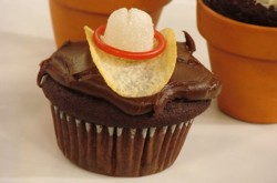 Cowboy Cupcakes