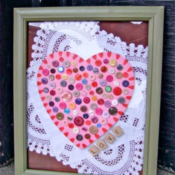 Playful Heart Collage