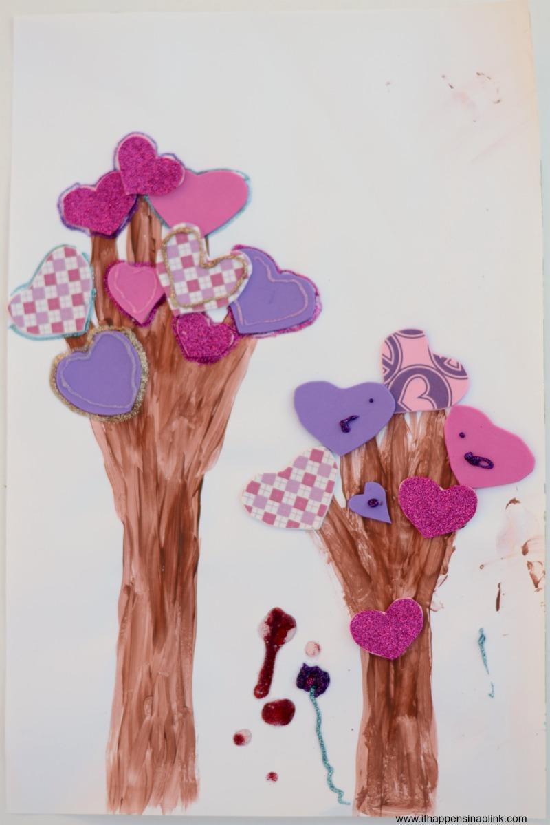 Valentine Love Trees