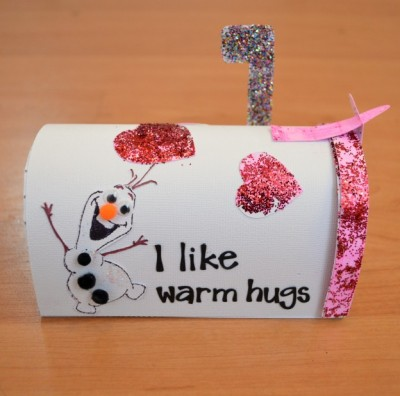 Mailbox Ideas For Valentines Valentine Mailbox