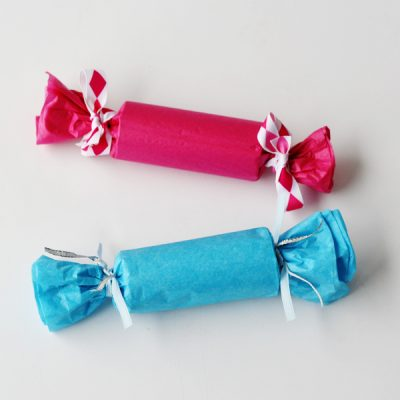 Preschool Valentine Party Crackers