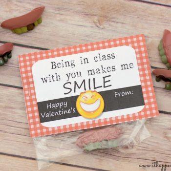 Funny Teeth Valentines