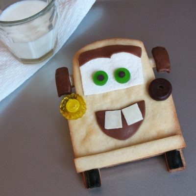 Tow Mater Cookie Treat