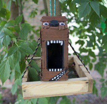 Wookie Birdhouse