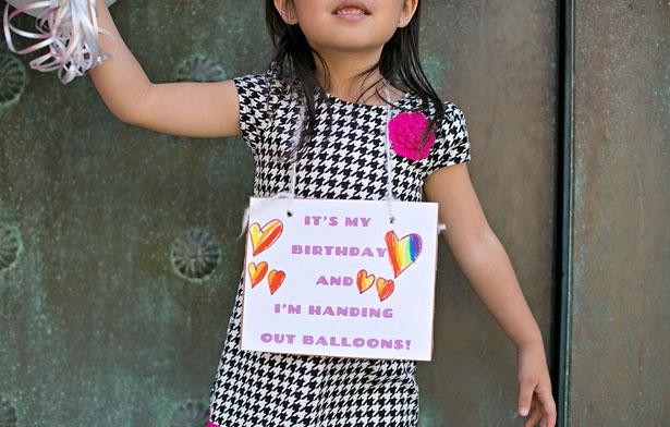 Balloons! A Fun Way To Celebrate Any Birthday
