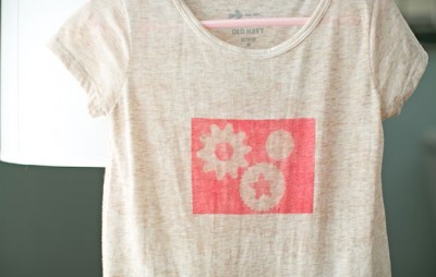 Easy Screen Printing With Play Blocks