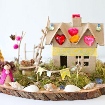 Make a Magical Fairy House