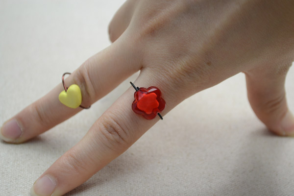 Chic Wire Rings