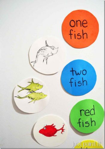 Dr. Seuss Magnets