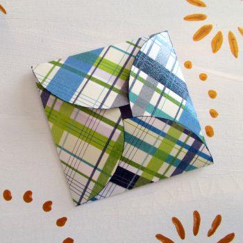 Twirly Envelopes