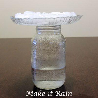 Rain in a Jar