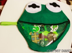Kermit the Frog I-Spy Bag