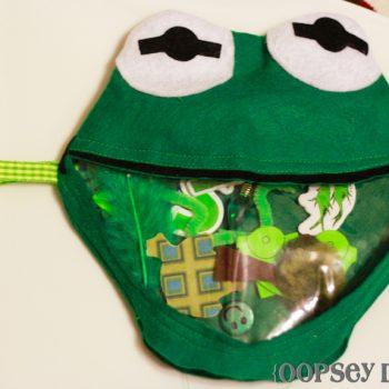 Kermit the Frog I-Spy Bag