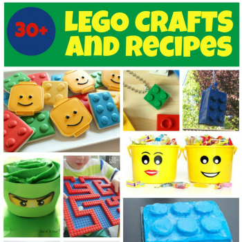 Lego Crafts and Recipes