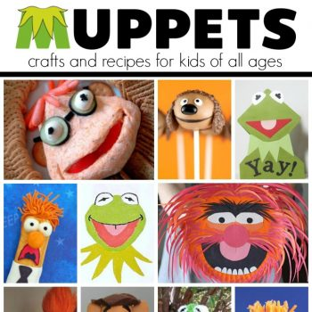 Muppets Crafts and Recipes