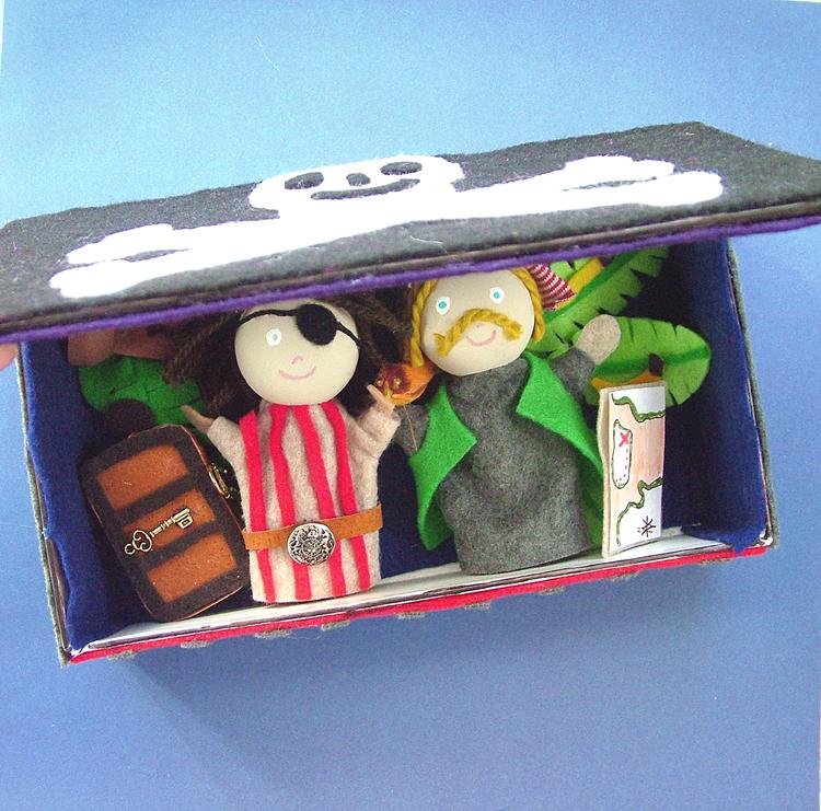 A Box of Pirates