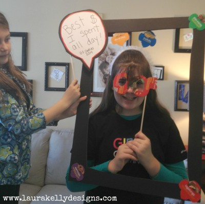Cookie Box Photo Booth