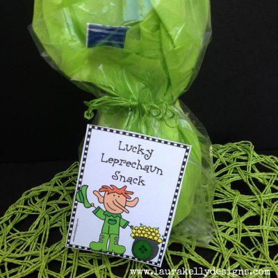 Lucky Leprechaun Snack Mix