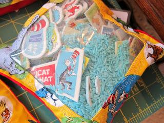 Dr. Seuss I-Spy Bag