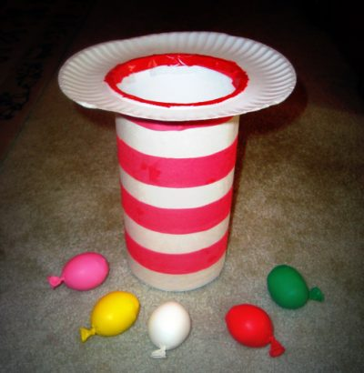 Cat in the Hat Toss