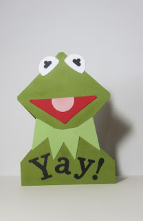 Kermit the Frog Card