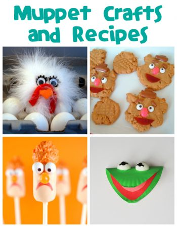 Muppet Crafts & Recipes