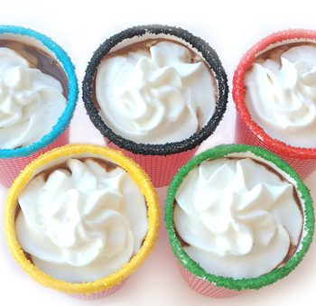 Olympic Ring Mugs