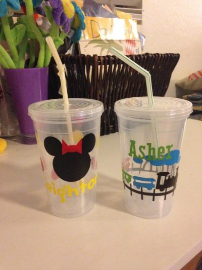 Personalized Cups