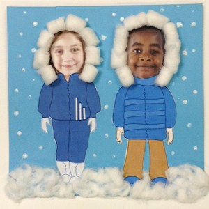 Printable Winter Clothes For Photos Fun Family Crafts