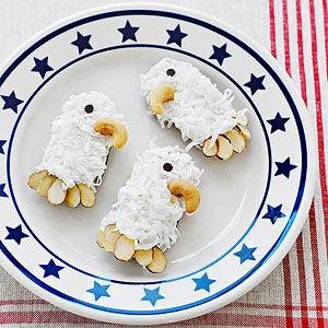 Regal Eagle Cookies
