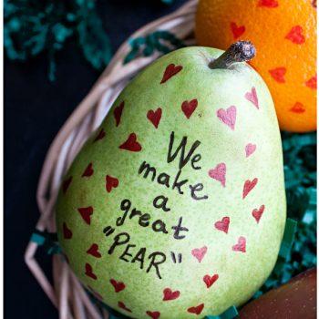 Valentine's Day Fruits