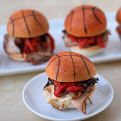 Basketball Buns