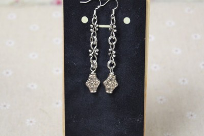 Chains of Flower Earrings