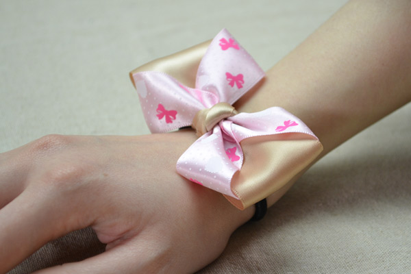 Simple Ribbon Hair Bow
