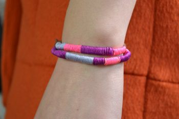 Wrapped Friendship Bracelet