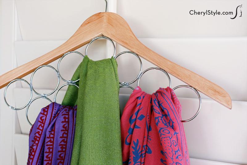 Diy Scarf Hanger Fun Family Crafts