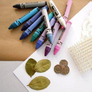 Crayon Rubbings