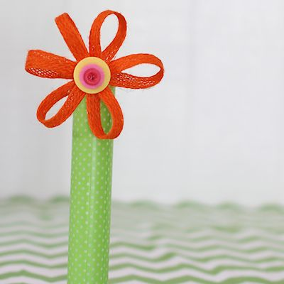 Flower Candy Holder