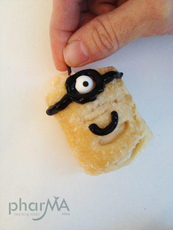 Mini Minion Pastry