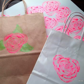 Painting Roses with Celery