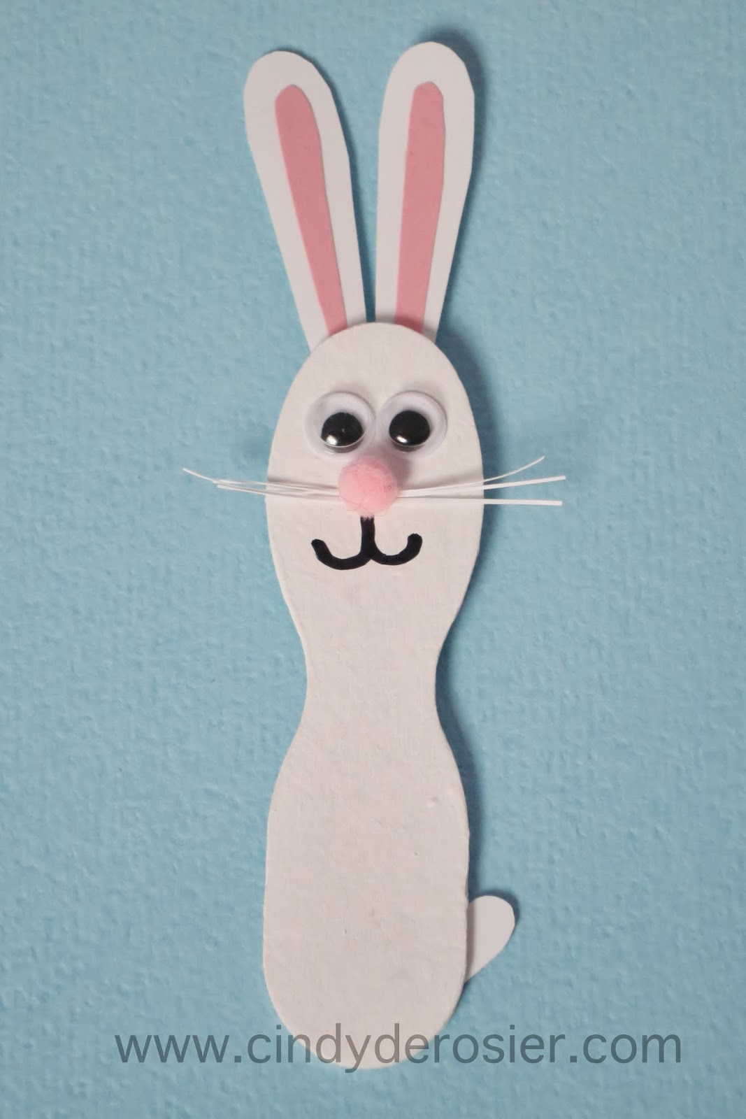 bunny magnet fun family crafts