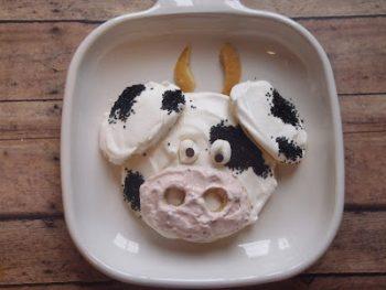 Cow Pancakes