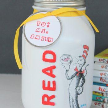 Dr. Seuss Gift in a Jar