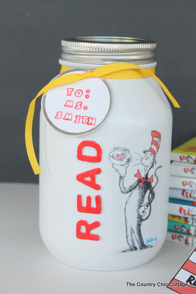 Dr. Seuss Gift in a Jar