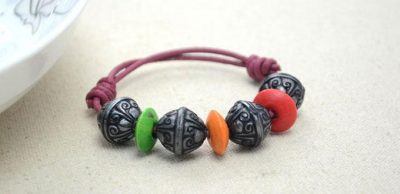 Custom Leather Bracelets