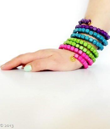 Faux Stacked Bracelets