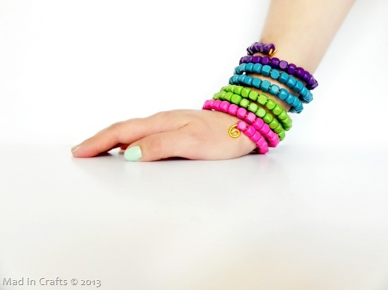 Faux Stacked Bracelets