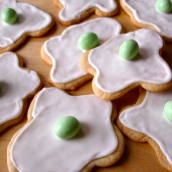 Green Egg Cookies